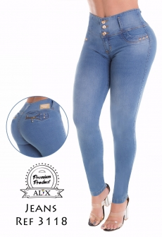 Jeans Push Up Colombiano